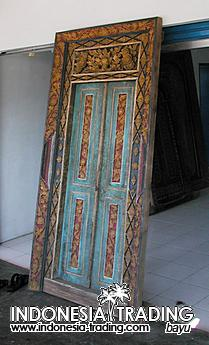 IFBA0002 & Antique u0026 Ethnic / Doors u0026 Windows / Balinese / pezcame.com