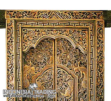 Outdoor Furniture Doors Windows Balinese