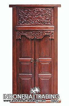 Antique & Ethnic / Doors / Javanese /